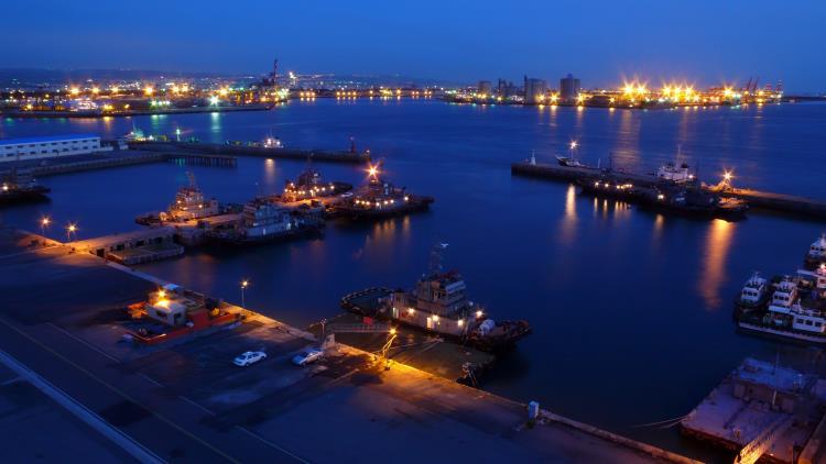 Port Of Taichung Taiwan International Ports Corporation